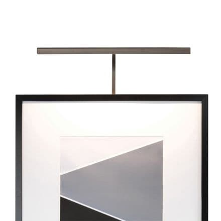 Astro 1374017 Mondrian 400 Frame Mounted LED Picture Light Bronze